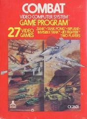 Combat Atari 2600 Prices