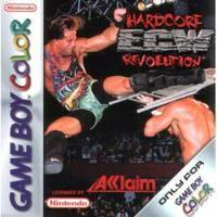 ECW Hardcore Revolution PAL GameBoy Color Prices