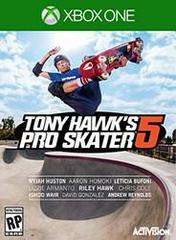 Tony Hawk 5 Xbox One Prices