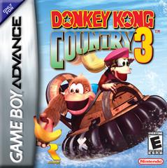 Donkey Kong Country 3 GameBoy Advance Prices