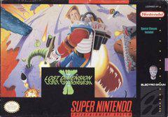 Jim Power Super Nintendo Prices