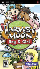 Harvest Moon Boy and Girl PSP Prices