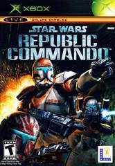 Star Wars Republic Commando Cover Art
