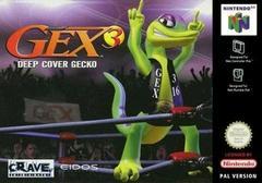 Gex 3: Deep Cover Gecko PAL Nintendo 64 Prices