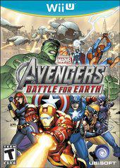 Marvel Avengers: Battle For Earth Wii U Prices