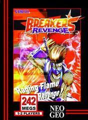 Breakers Revenge Neo Geo Prices