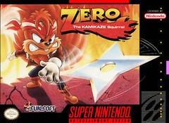 Zero the Kamikaze Squirrel Super Nintendo Prices