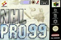 NHL Pro 99 PAL Nintendo 64 Prices