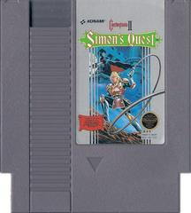 Cartridge | Castlevania II Simon's Quest NES