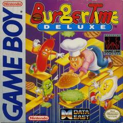 Burgertime Deluxe GameBoy Prices