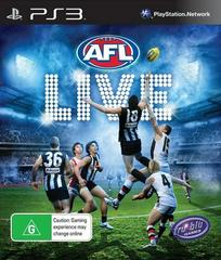 AFL Live PAL Playstation 3 Prices