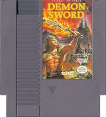 Cartridge | Demon Sword NES