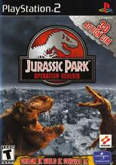 Jurassic Park Operation Genesis Playstation 2 Prices