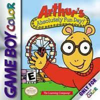 Arthur's Absolutely Fun Day PAL GameBoy Color Prices
