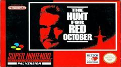 Hunt for Red October PAL Super Nintendo Prices