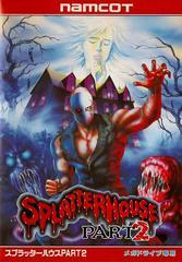 Splatterhouse Part 2 JP Sega Mega Drive Prices