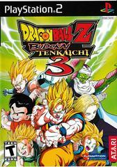 Dragon Ball Z Budokai Tenkaichi 3 Playstation 2 Prices