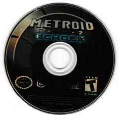 Game Disc | Metroid Prime 2 Echoes Gamecube