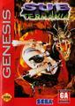 Sub Terrania | Sega Genesis