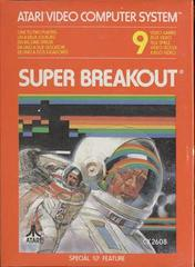 Super Breakout Atari 2600 Prices