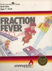 Fraction Fever Atari 400 Prices