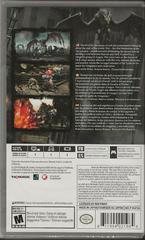 Back | Darksiders [Warmastered Edition] [Misprint] Nintendo Switch
