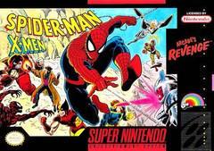 Spiderman X-Men Arcade's Revenge Super Nintendo Prices