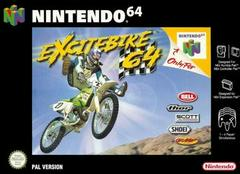 Excitebike 64 PAL Nintendo 64 Prices