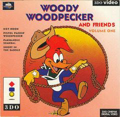 Woody Woodpecker and Friends Vol. 1 3DO Prices