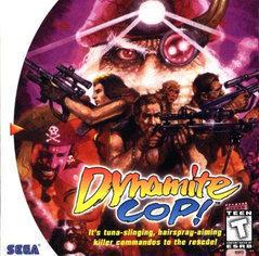 Dynamite Cop Sega Dreamcast Prices