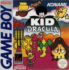 Kid Dracula PAL GameBoy Prices