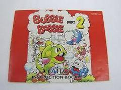 Bubble Bobble Part 2 - Instructions | Bubble Bobble Part 2 NES