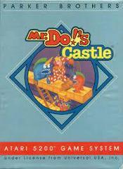 Mr. Do!'s Castle Atari 5200 Prices