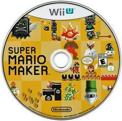 Game Disc | Super Mario Maker Wii U