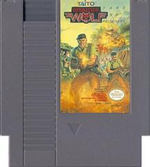Cartridge   Operation Wolf NES