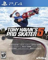 Tony Hawk 5 Playstation 4 Prices