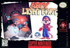Ardy Light Foot Super Nintendo Prices