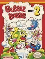 Bubble Bobble Part 2 - Front | Bubble Bobble Part 2 NES