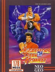 Aggressors of Dark Kombat Neo Geo AES Prices