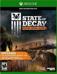 State of Decay: Year-One Survival Edition Xbox One Prices
