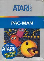 Pac-Man Atari 5200 Prices