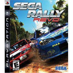 Sega Rally Revo Playstation 3 Prices