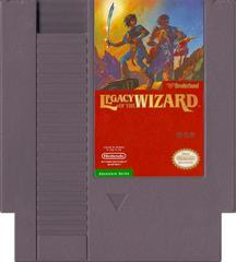 Cartridge | Legacy of the Wizard NES