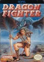 Dragon Fighter - Front | Dragon Fighter NES