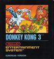 Donkey Kong 3 | PAL NES