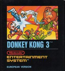 Donkey Kong 3 PAL NES Prices