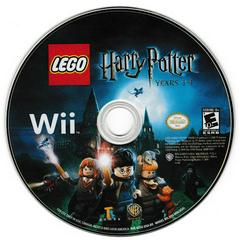 Game Disc | LEGO Harry Potter: Years 1-4 Wii