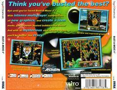 Back Of Case | Bust-A-Move 4 Sega Dreamcast