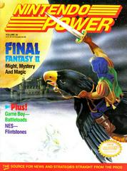 [Volume 30] Final Fantasy II Nintendo Power Prices