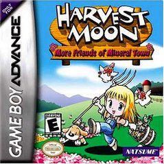 Harvest Moon More Friends of Mineral Town GameBoy Advance Prices